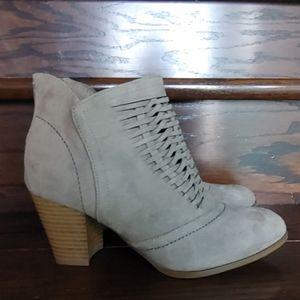 Fergalicious Suede Ankle Boots